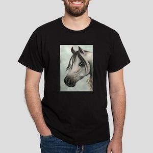 GREY ARAB HORSE Dark T-Shirt