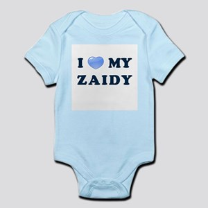 Jewish - I love my Zaidy - Infant Creeper