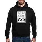 Unlimited Speed Hoodie (dark)