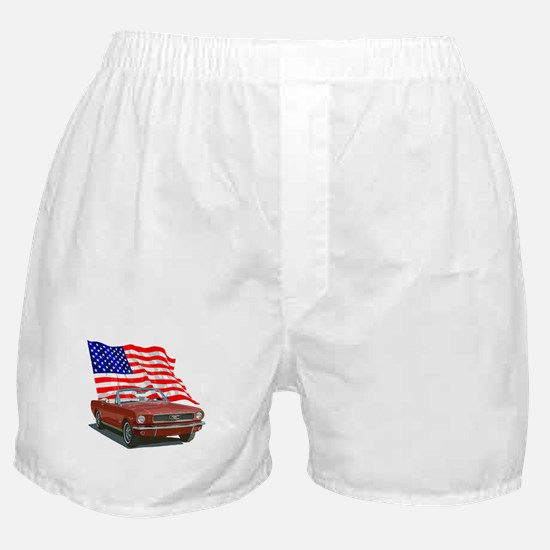 Unique Ford mustang Boxer Shorts