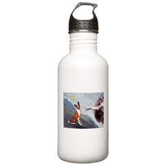 Creation of the Basenji Water Bottle