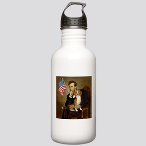 Lincoln & Beagle Stainless Water Bottle 1.0L
