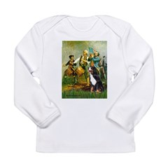 Spirit of '76 & Bernese Long Sleeve Infant T-Shirt