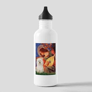 Mandolin Angel & Bolognese Stainless Water Bottle