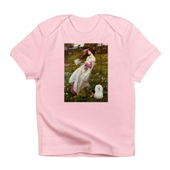 Windflowers & Bolognese Infant T-Shirt