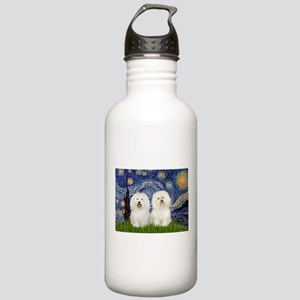 Starry Night / 2 Bolognese Stainless Water Bottle