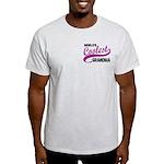 World's Coolest Grandma Light T-Shirt