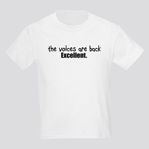 Crazy Voices Kids Light T-Shirt