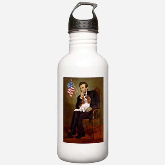 Lincoln's Cavalier Water Bottle