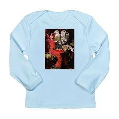 Lady & Cavalier (BT) Long Sleeve Infant T-Shirt