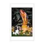 Fairies / Cavalier Mini Poster Print