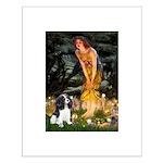 Fairies / Cavalier Small Poster