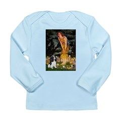 Fairies / Cavalier Long Sleeve Infant T-Shirt