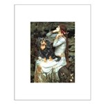 Ophelia & Cavalier (BT) Small Poster