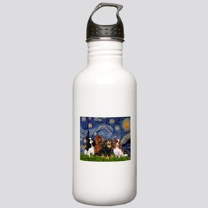 Starry / 4 Cavaliers Stainless Water Bottle 1.0L