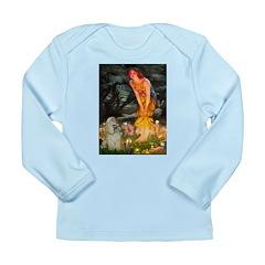 Midsummer / Cocker Spaniel Long Sleeve Infant T-Sh