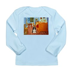 Room/Cocker (Parti) Long Sleeve Infant T-Shirt