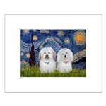 Starry / Coton Pair Small Poster