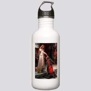 Princess & Doxie Pair Stainless Water Bottle 1.0L