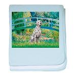 Bridge / Dalmatian #1 baby blanket