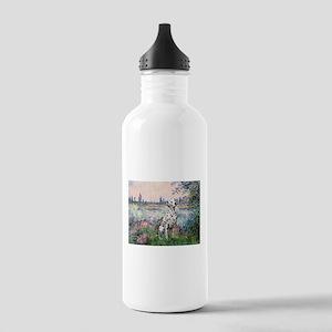 Seine / Dalmatian #1 Stainless Water Bottle 1.0L