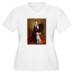 Lincoln / Dalmatian #1 T-Shirt