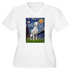 Starry / Dalmatian #1 T-Shirt
