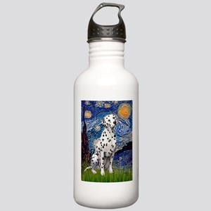 Starry / Dalmatian #1 Stainless Water Bottle 1.0L