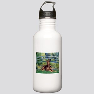 Bridge / Doberman Stainless Water Bottle 1.0L
