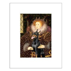 The Queen's Dobie Posters