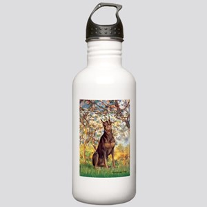Spring / Doberman Stainless Water Bottle 1.0L