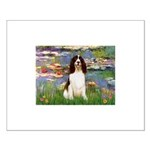 Lilies / Eng Spring Small Poster