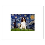 Starry Night / Eng Spring Small Poster