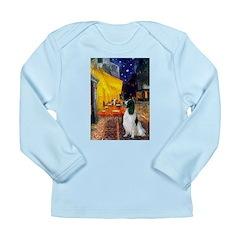 Cafe / Eng Springer Long Sleeve Infant T-Shirt