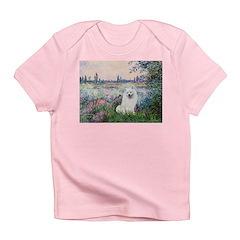 Seine / Eskimo Spitz #1 Infant T-Shirt