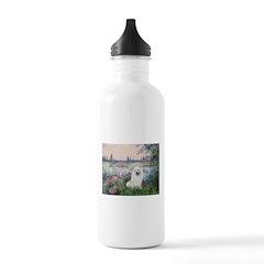 Seine / Eskimo Spitz #1 Water Bottle