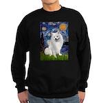 Starry / Eskimo Spitz #1 Sweatshirt (dark)