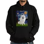 Starry / Eskimo Spitz #1 Hoodie (dark)