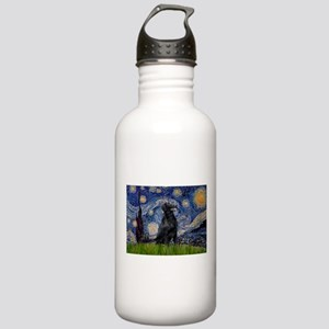 Starry Night FCR Stainless Water Bottle 1.0L