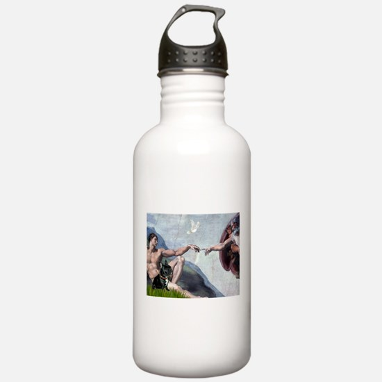 Creation / French Bull Water Bottle