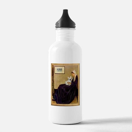 Whistlers / Fr Bull (f) Water Bottle