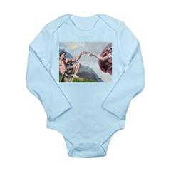 Creation / G-Shep Long Sleeve Infant Bodysuit
