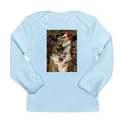 Ophelia / G-Shep Long Sleeve Infant T-Shirt