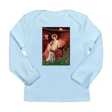 Angel / Ger SH Pointer Long Sleeve Infant T-Shirt
