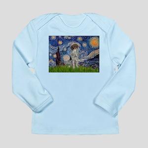 Starry Night /German Short Long Sleeve Infant T-Sh