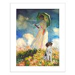 Umbrella / Ger SH Pointer Small Poster