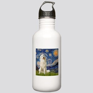 Starry Night / Pyrenees Stainless Water Bottle 1.0