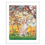 Spring / Italian Greyhound Small Poster