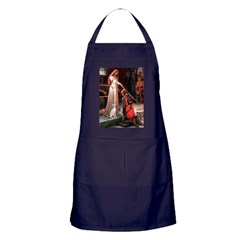 Accolade / Ital Greyhound Apron (dark)