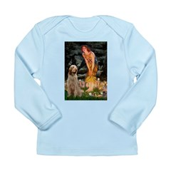 Fairies/ Italian Spinone Long Sleeve Infant T-Shir